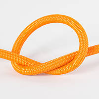 Провод в тканевой оплетке оранжевый