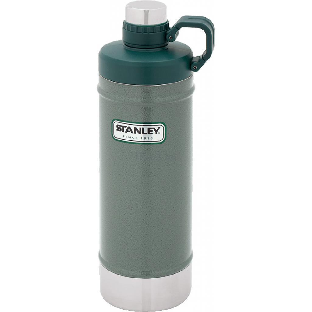Термобутылка Stanley Classic Зеленый (0.75л)
