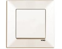Выключатель крем Viko Meridian