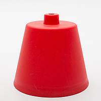 Потолочный крепеж пластиковый красный