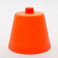 Потолочный крепеж пластиковый оранжевый