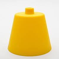 Потолочный крепеж пластиковый желтый