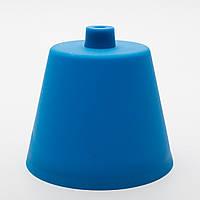 Потолочный крепеж пластиковый синий