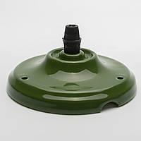 Потолочный крепеж керамический зеленый
