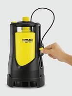 Насос дренажный для откачки грязной воды KARCHER KARCHER SDP 14000 LEVEL SENSOR: