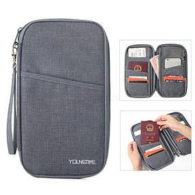 Органайзер для Документів Passport Bag Розпродаж, фото 2
