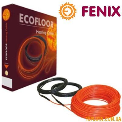Тонкий кабель Fenix ADSV 10 Вт/м   9,5 м2 1700W