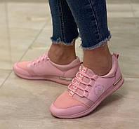 Кроссовки женские 8 пар в ящике розового цвета 36-41