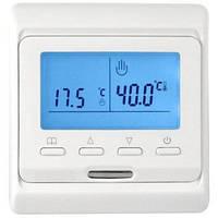 Терморегулятор In-Therm E51 для теплого пола (программируемый)