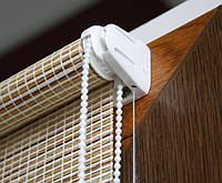 Тканевые ролеты открытого типа для установки на сворку окна