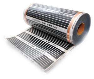 Инфракрасная нагревательная пленка 220 Вт/м.кв 0,5 м