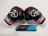Подвеска боксерские перчатки Toyota CAMRY черные в авто