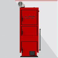 Котел твердотопливный Альтеп КТ-2Е-N 120 кВт, фото 1