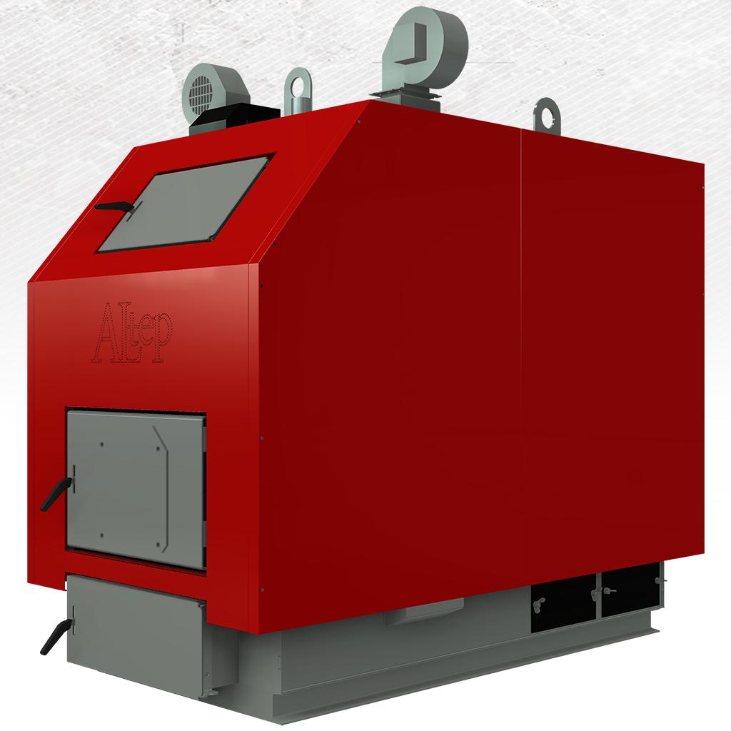 Котел твердотопливный Альтеп КТ-3Е 97 кВт