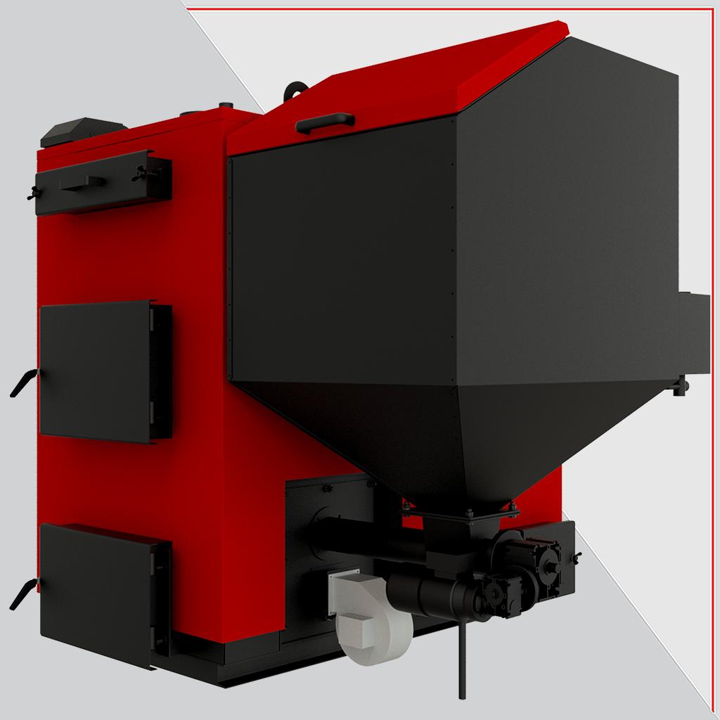 Котел твердотопливный Альтеп КТ-3Е-SH 500 кВт