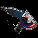 Угловая шлифовальная машина ЗУШ-125/900 M профи, фото 4