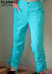 Летние женские брюки Ylanni 622
