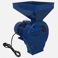 Зерноподрібнювач ДТЗ КР-02А (2,5 кВт, зернові, качани кукурудзи)