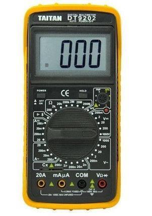 Мультиметр универсальный TS 9202 PR3, фото 2