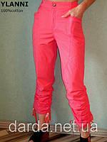 Женские брюки большого размера Ylanni 622