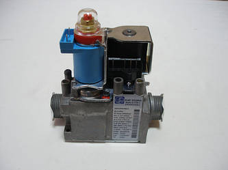 Газові клапана, пальника, замикаючі котушки (соленоїди) газового клапана