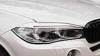 Реснички на фары BMW X5 в кузове F15 2013+ г.в., фото 1