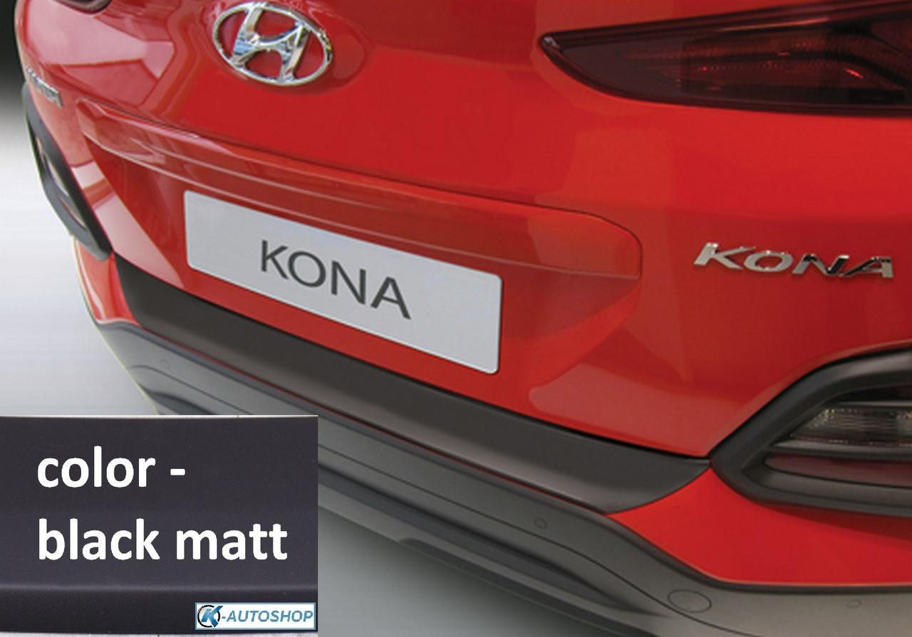 RBP694 Hyundai Kona 2017+ rear bumper protector