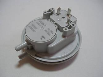 Диференціальні реле тиску диму (пресостати)