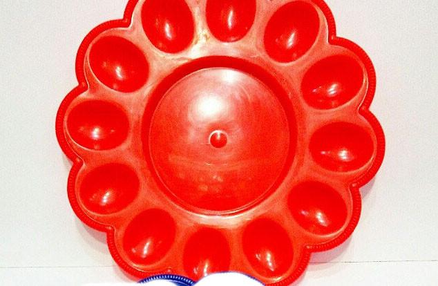 Подставка-тарелка для  яиц