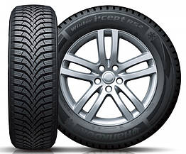 Зимняя шина Hankook Winter ICept RS2 W452 195 60R15 88H f6dnn31, КОД: 295458