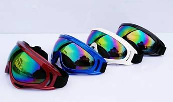 Лыжная маска горнолыжные очки велосипедные очки мото маска