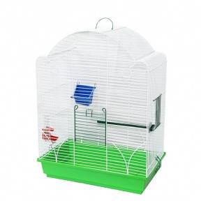 Клетка Ария для птиц цельная краска 47*28*63