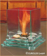 Биокамин  Fireglass Vitro (квадратный)