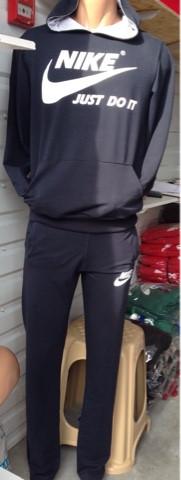 Мужской спортивный костюм Nike тёплый