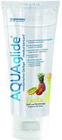 Гель лубрикант aquaglide exotic  экзотические фрукты  100мл
