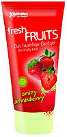 Лубрикант Fresh FruitsCrazy Strawberry, 150ml