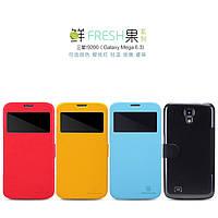 Чехол для Samsung Galaxy Mega 6.3 i9200 - Nillkin Fresh Series Leather Case