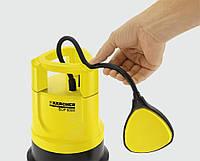 Насос дренажный для откачки чистой воды KARCHER SСP 6000