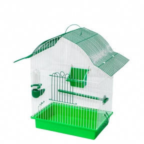 Клетка Колибри 1 для птиц розборная краска 32*22*44