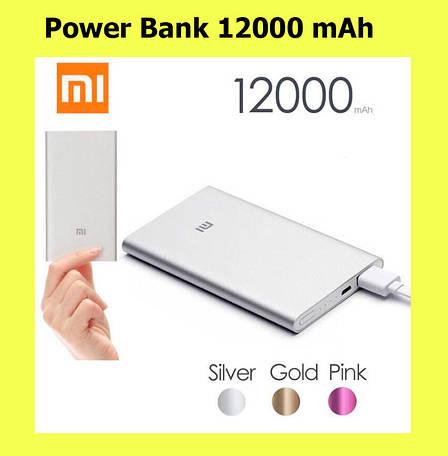 Power Bank 12000 mAh, фото 2