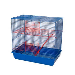 Клетка Крыска Макси для грызунов розборная краска 47*28*45