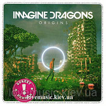 Музичний сд диск IMAGINE DRAGONS Origins (2018) (audio cd)