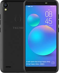 Tecno POP 1s pro F4 pro Dualsim Midnight Black 4895180736735, КОД: 102693