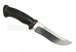 Нож АиР Росомаха, кожа