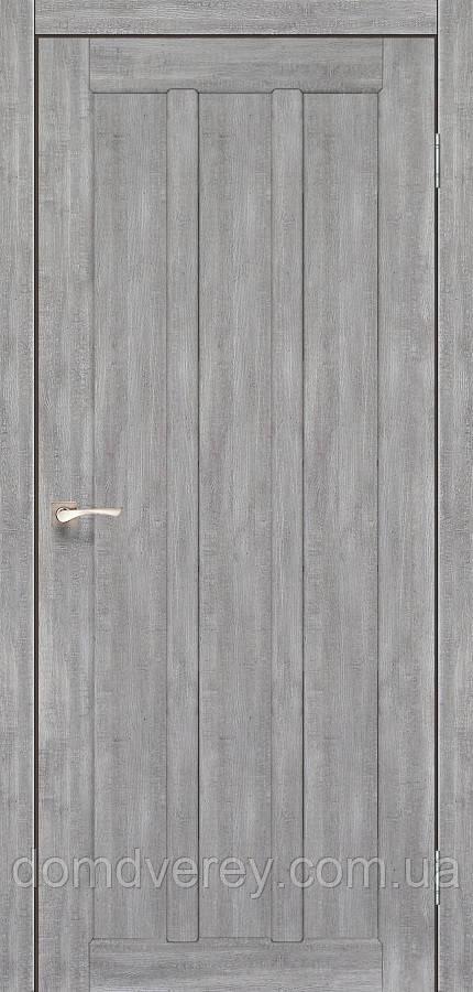 Двери межкомнатные,Korfad, Napoli, NP-04, глухое