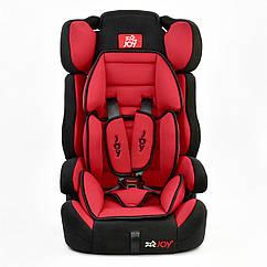 Автокресло универсальное Joy 9-36 кг Черно-красный GBE -000010, КОД: 110143