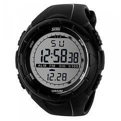 Мужские часы Skmei 1244 Black, КОД: 115712