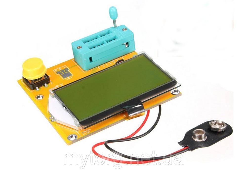Товар имеет дефект! Читайте описание! Тестер транзисторов LCR-T4 ESR Уценка! №546 Уценка!