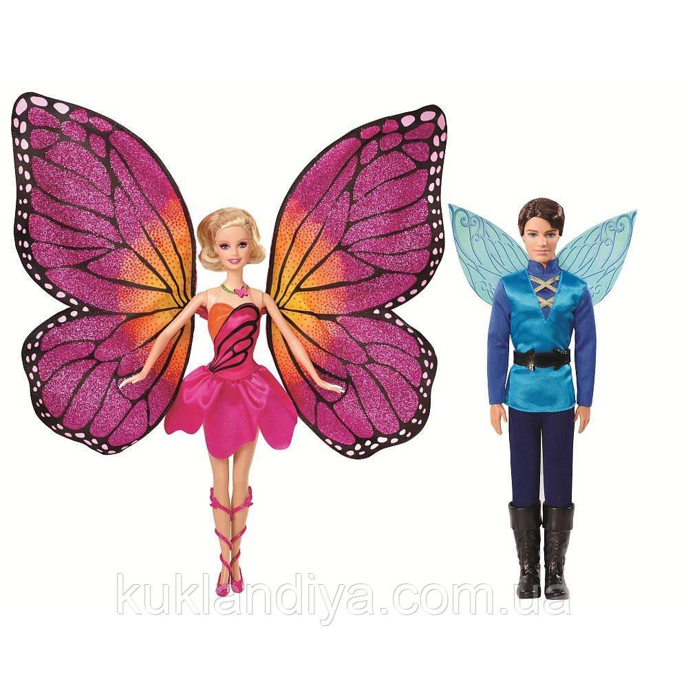 Набор Барби Марипоса и Принц - Barbie Mariposa and the Fairy Princess