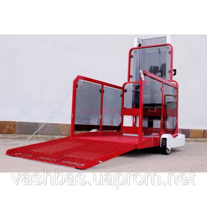 Aqquatix Лифт-подъемник для инвалидов Panda station